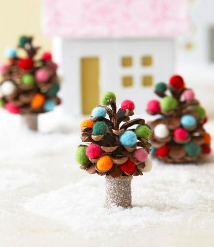 40 Christmas Craft Ideas To Try This Year: 40 Easy Christmas Crafts