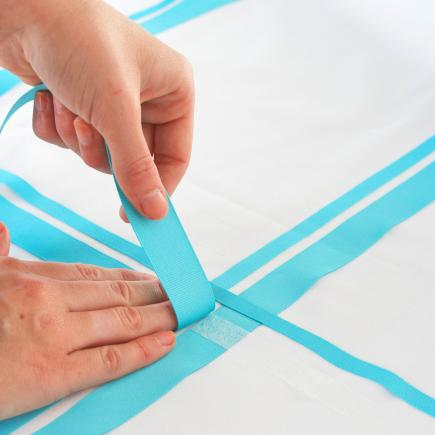 No-sew curtain panels