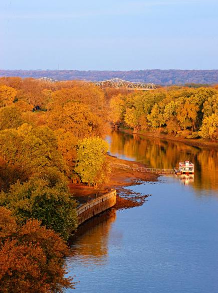 30 Great Midwest Fall Color Getaways Midwest Living