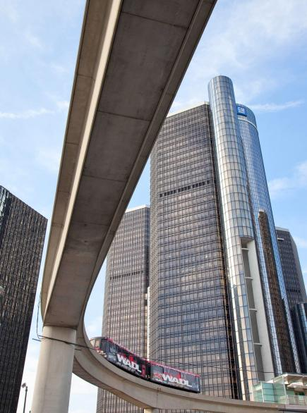 Things to Do in Detroit--Renaissance Center