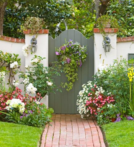 Great Garden Gate Ideas Part 56