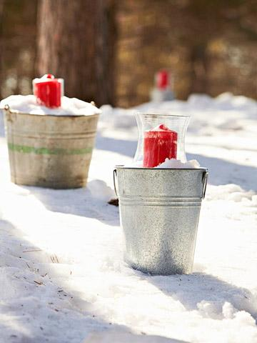 Host An Outdoor Winter Party