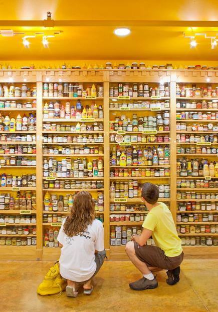 Things to Do in Madison--National Mustard Museum