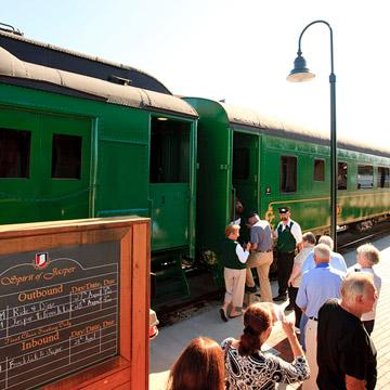 """Spirit of Jasper"" train"