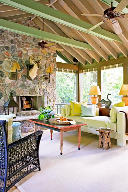 Get inspired & 40 Ideas for Warm and Welcoming Porches | Midwest Living