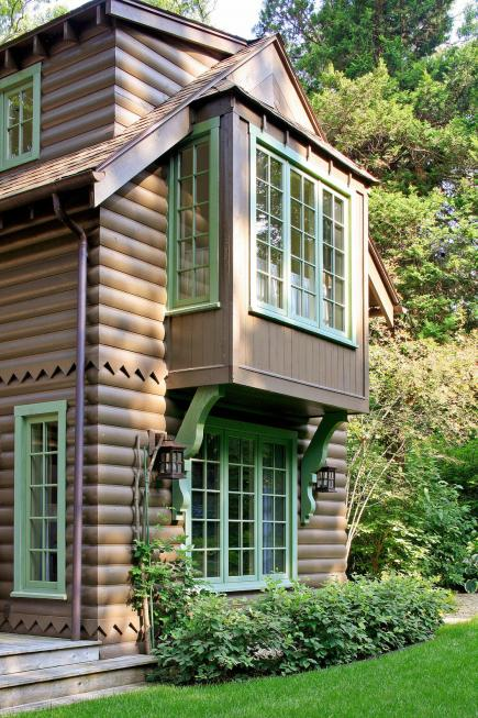 Lake michigan cabin makeover midwest living for Midwest living house plans