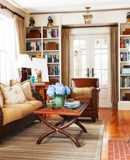 Before And After: Living Rooms