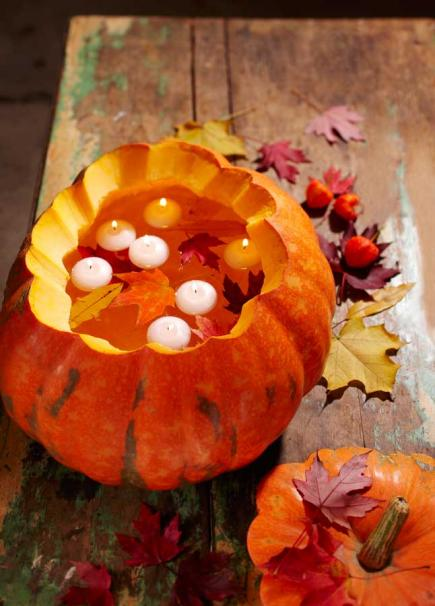 Autumn Ambience & 50 Pumpkin Decorating Projects | Midwest Living