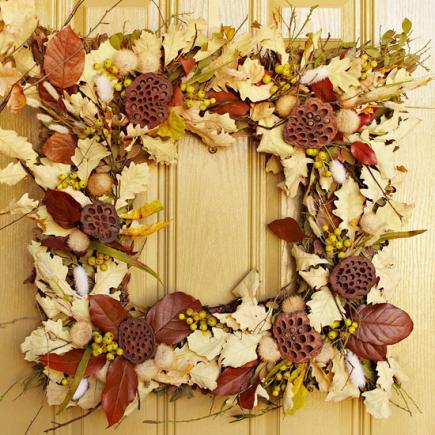35 Ideas for Easy Thanksgiving Decorating | Midwest Living