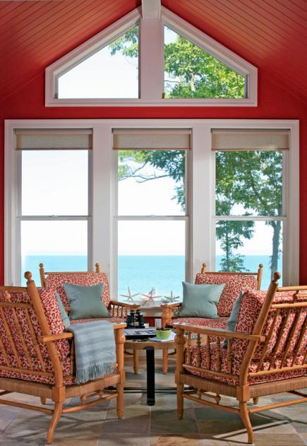 Water Colors How To Get The Lake Look Midwest Living