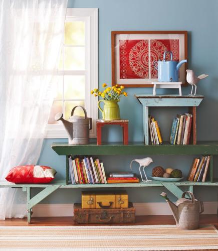 15 Ideas For Shelf Displays