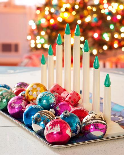 Christmas ornament place card holders diy sweepstakes
