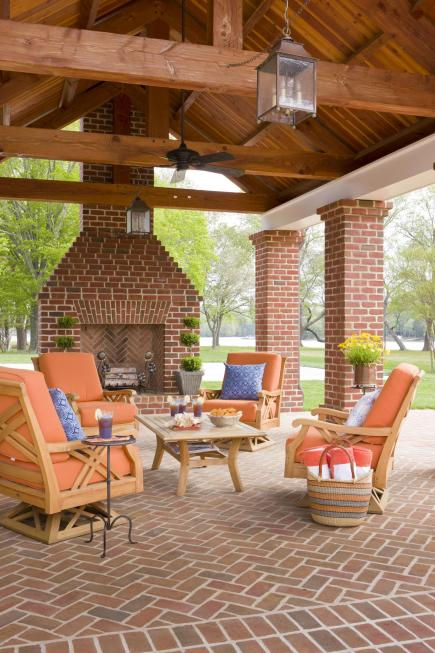 Tremendous 35 Beautiful Backyards Midwest Living Home Remodeling Inspirations Genioncuboardxyz