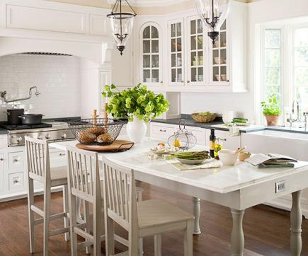 Raise Kitchen Chairs  Inches For Island