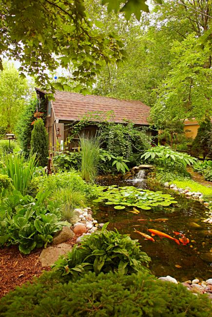 35 Beautiful Backyards Midwest Living