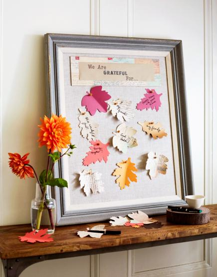 Thanksgiving Decoration Ideas 35 ideas for easy thanksgiving decorating | midwest living