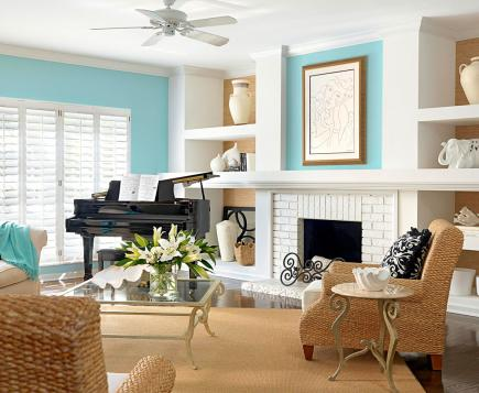 Lovely Living Rooms | Midwest Living