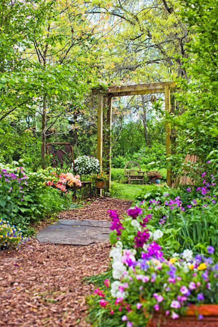 35 Attractive Living Room Design Ideas: 35 Beautiful Backyards