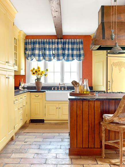 Give Your Kitchen A French Country Look