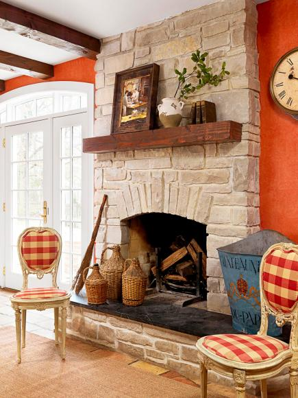 give your kitchen a french country look midwest living