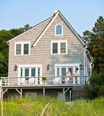 Yours mine and ours a beach house for two families