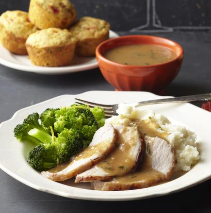 Wine-Marinated Pork Roast