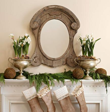 50 Gorgeous Holiday Mantel Decorating Ideas – Decorating the Mantel for Christmas