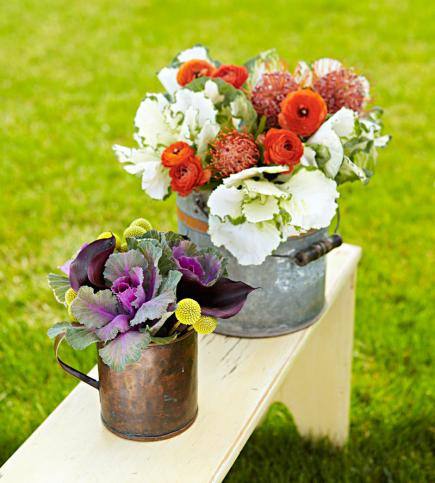 Demasiado bonito no comer ... Flores comestibles para su jardín & amp; Plato - Traders Point Creamery