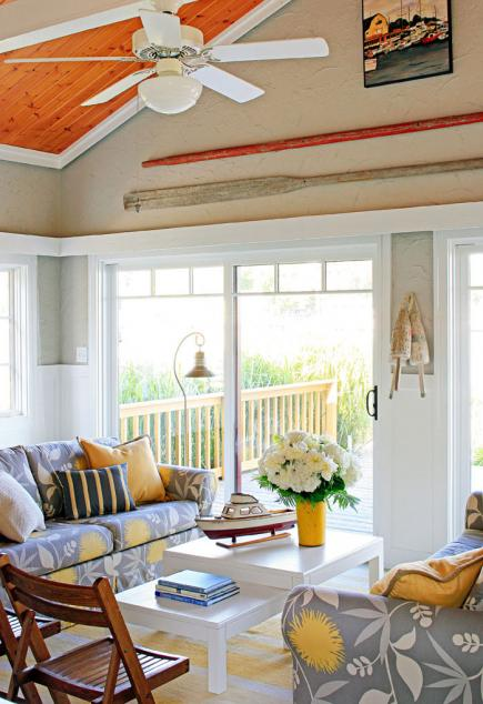 Re creating a cottage midwest living for Midwest living house plans