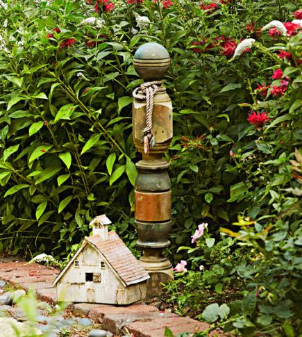 Garden art anyone can create midwest living simple sculpture solutioingenieria Images