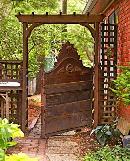 Garden Design Planner garden design with small yard landscaping on pinterest small gardens small with landscape ideas for Garden Design With Great Garden Gate Ideas Midwest Living With Landscaping Ideas Backyard From Midwestliving