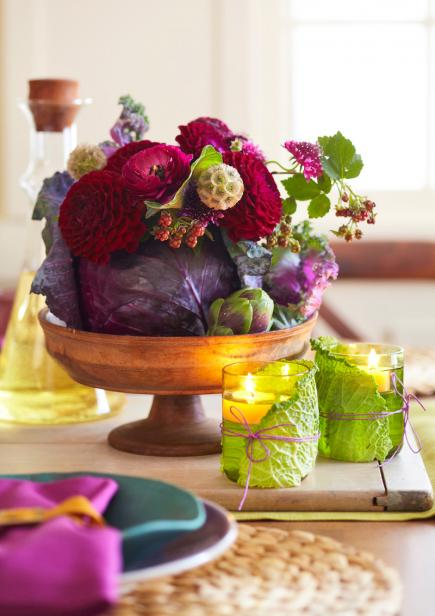 Easy thanksgiving centerpieces midwest living