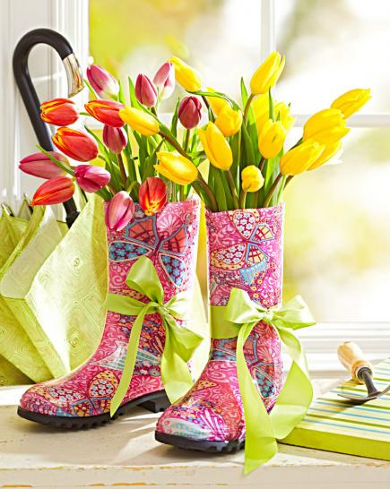 Beau Colorful Boots