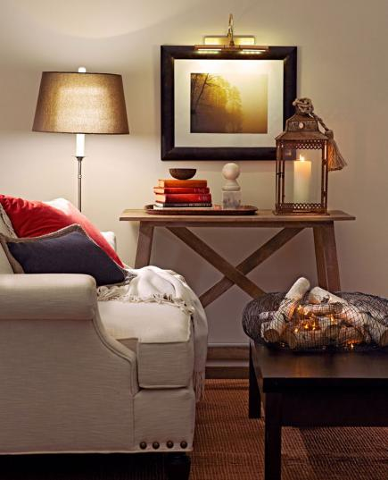 Midwest Living Idea House 2003: 12 Cozy Fall Decorating Ideas