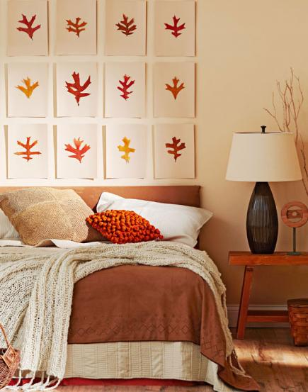 12 cozy fall decorating ideas midwest living. Black Bedroom Furniture Sets. Home Design Ideas