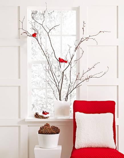 4 Ideas for Winter Window Decorating | Midwest Living