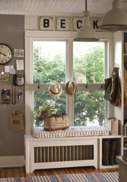 24 Mudroom Decor Ideas | Midwest Living