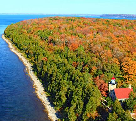 Top Things To Do In Door County Midwest Living - Map co door wi us
