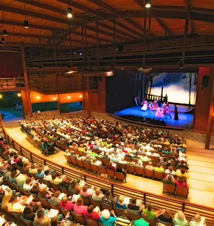 Things to Do in Door County-Performing Arts