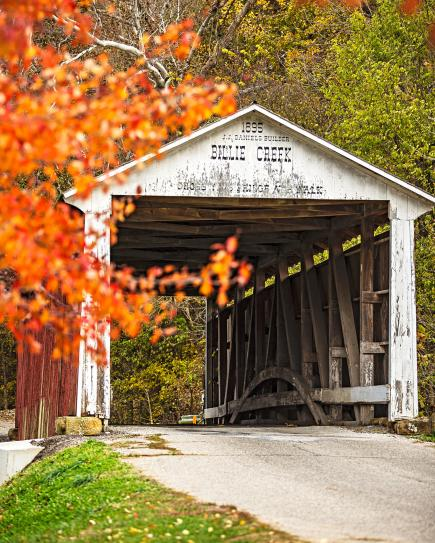 Parke County's covered bridges