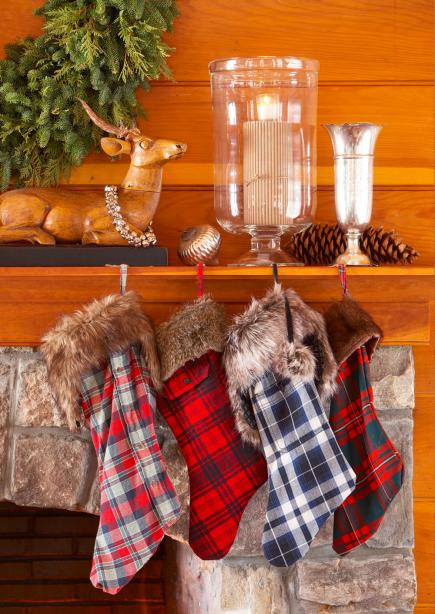 how to make a fireplace mantel