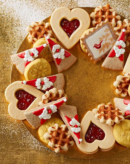 Christmas cookie and dessert recipes