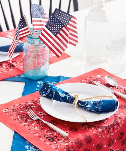 Easy Red White and Blue Decorating Ideas  sc 1 st  Midwest Living & Easy Red White and Blue Decorating Ideas | Midwest Living