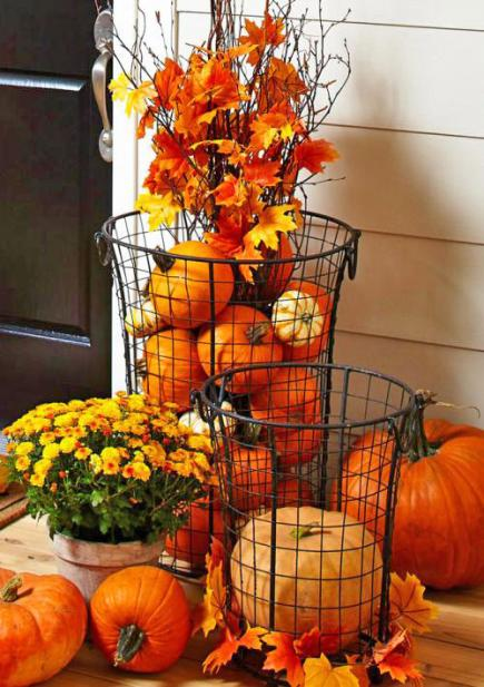 3 Outdoor Displays For Fall Midwest Living