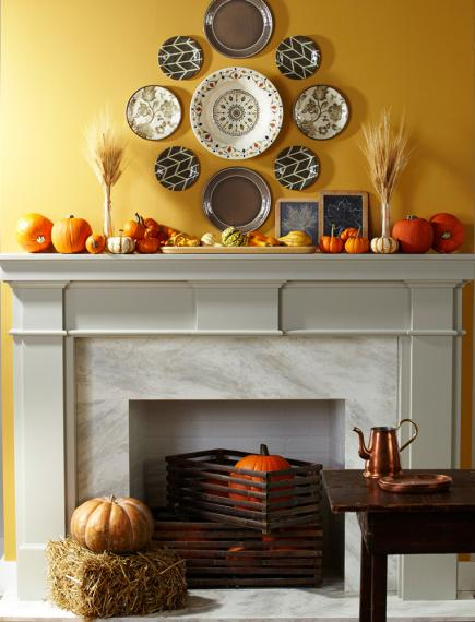 Decorate your house for thanksgiving