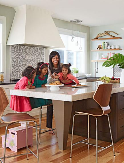 Kitchen tour smarty plans midwest living for Midwest living house plans