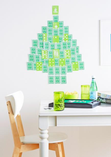 9 Clever—and Cheap—DIY Christmas Tree Alternatives ...