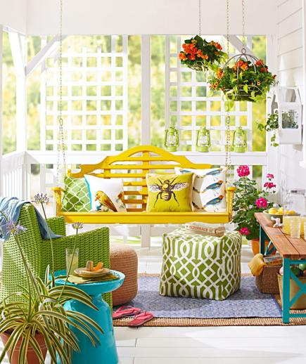 40 Ideas for Warm and Welcoming Porches | Midwest Living
