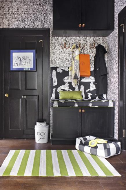 Mudroom for the dog