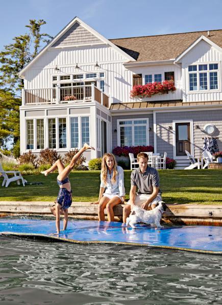 15 midwest lake getaway homes midwest living